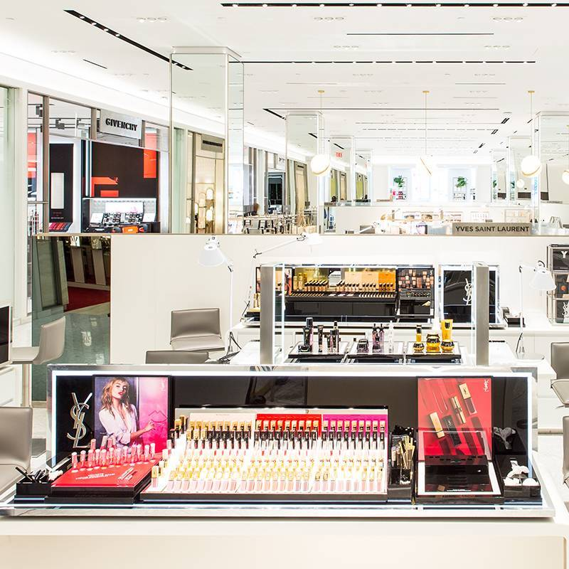 Saks Just Opened a New Beauty Floor and We Are Moving in ASAP