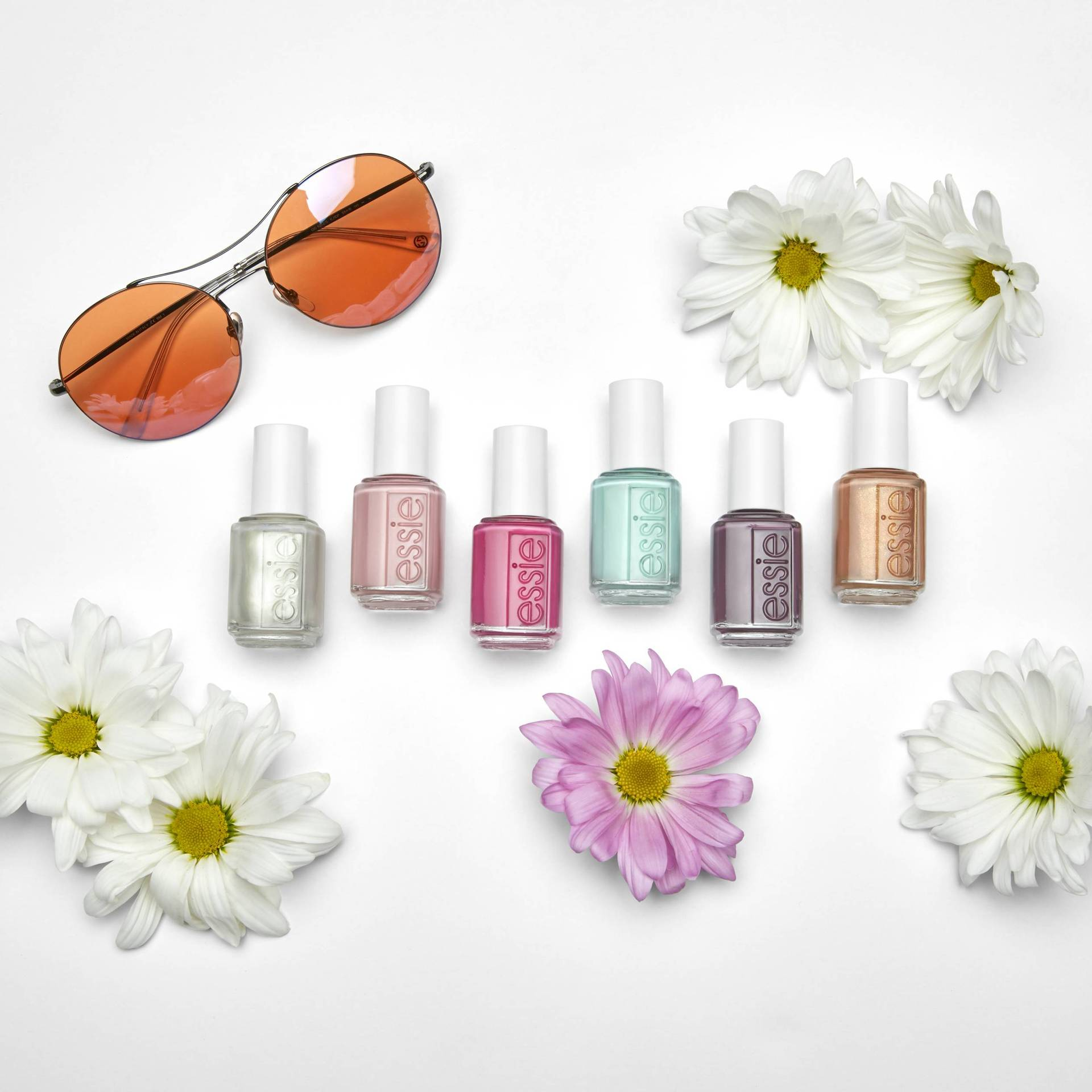 The vibe is good with the latest essie summer collection