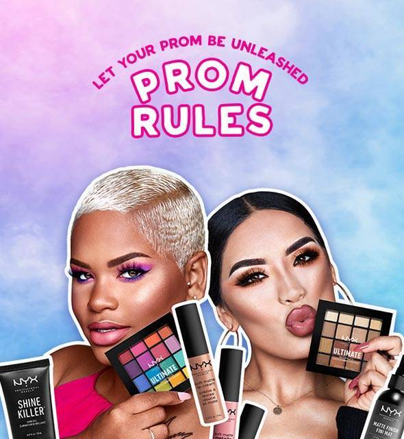 This Prom Season, NYX Professional Makeup is Giving You Inspiration For Your Look