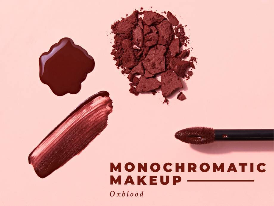 6 Oxblood Makeup Products to Add to Your Stash This Fall