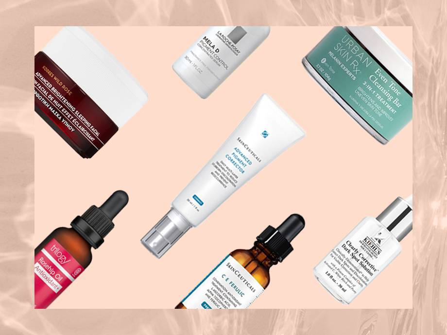 7 Beauty Products That Help Fade Dark Spots Fast