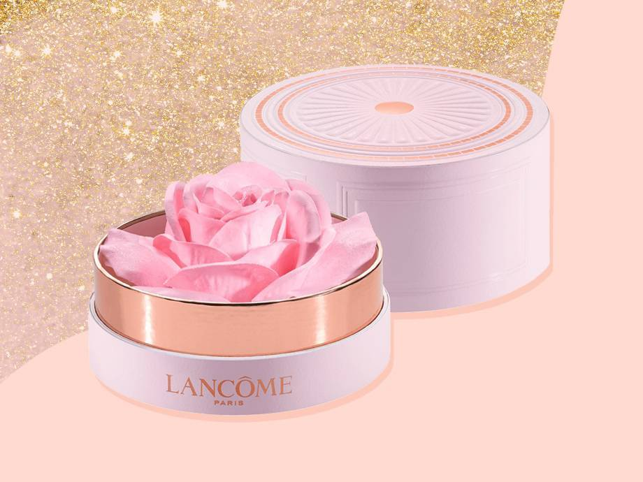 This Limited-Edition Lancôme Highlighter Is So Much Better Than a Dozen Roses