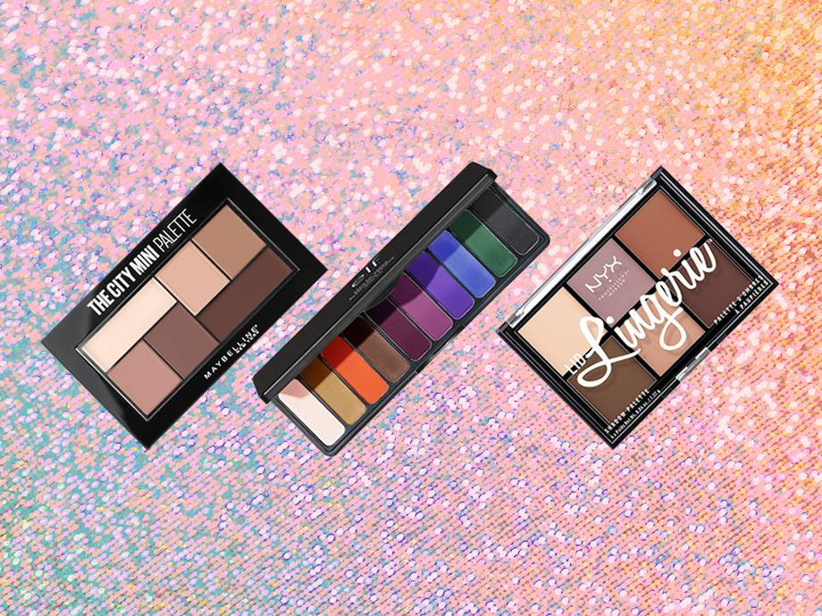 5 Best Matte Eyeshadow Palettes — And They're All At the Drugstore