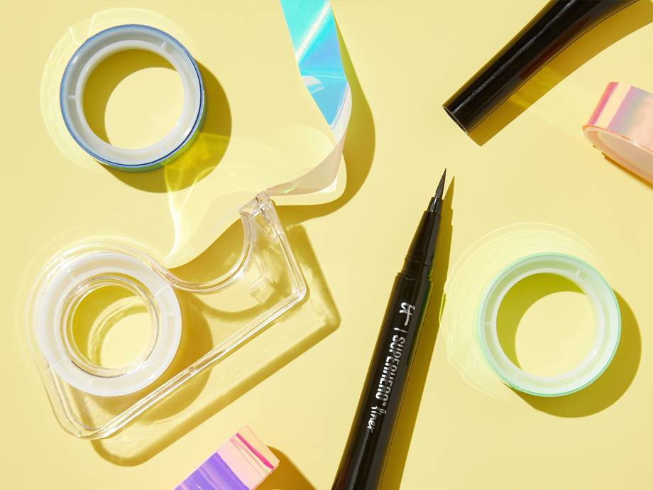 4 Makeup Hacks You Can Do With Tape