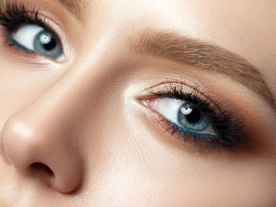 Eyeshadow Tutorial for Blue Eyes With Step By Step Instructions |  Makeup.com | Makeup.com