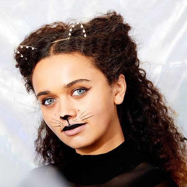Cougar Halloween Makeup.Last Minute Halloween Makeup Looks With Eyeliner Makeup Com