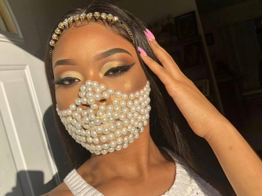 How To Create A Diy Pearl Face Mask