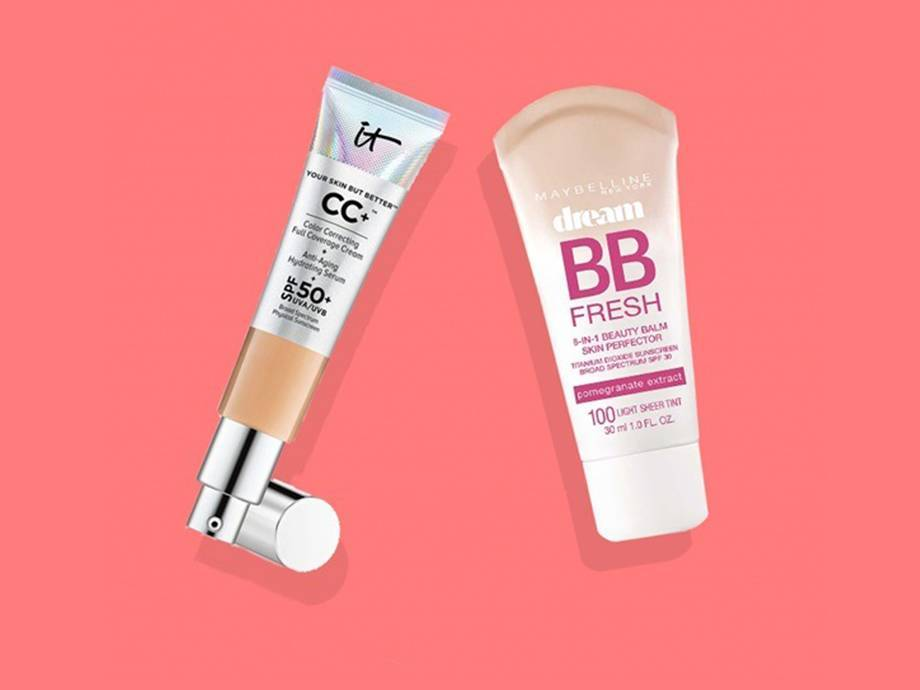 The Big Difference Between BB and CC Cream — And How to Use Them Together