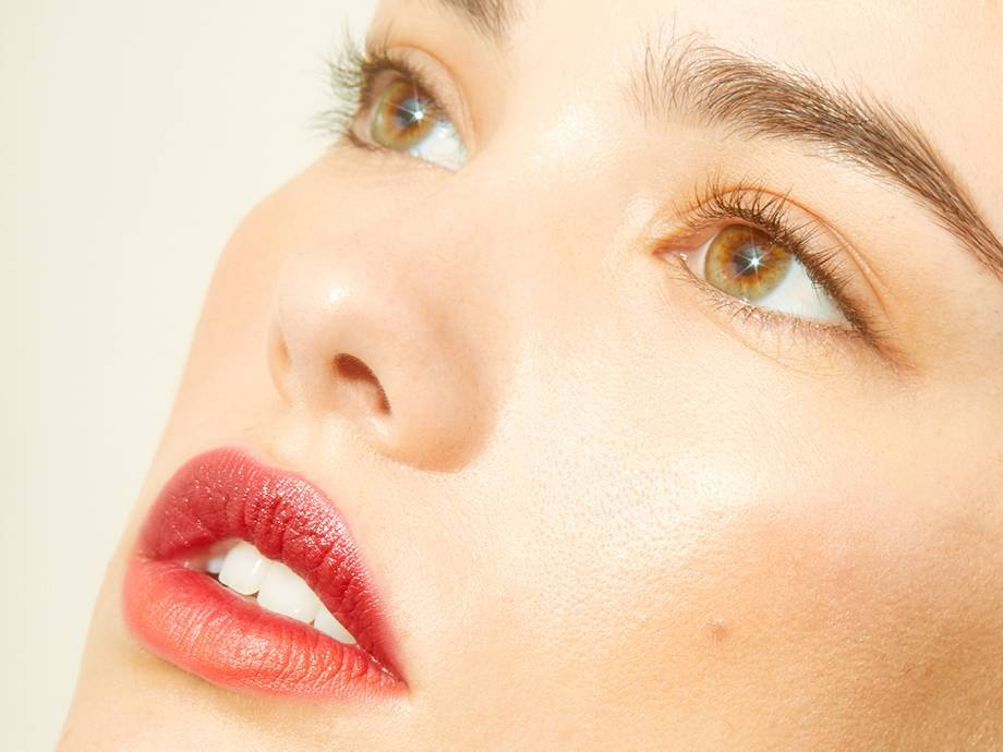 Cool Two-Toned Lips — 3 Ways