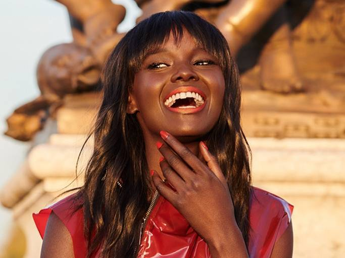 Duckie Thot Is the New Face of L'Oréal Paris and We're Screaming