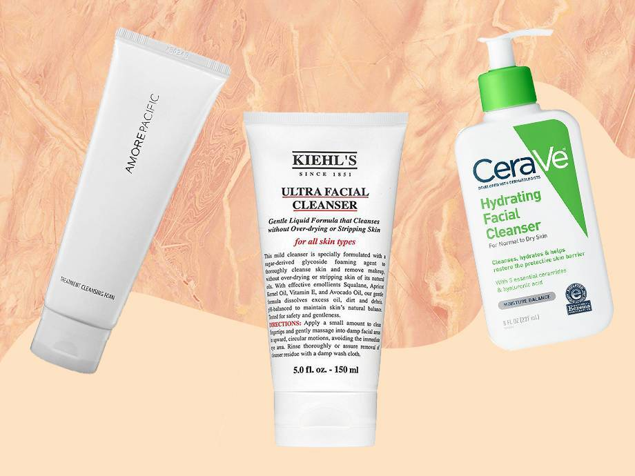 6 Best Makeup-Removing Face Cleansers for Combination Skin