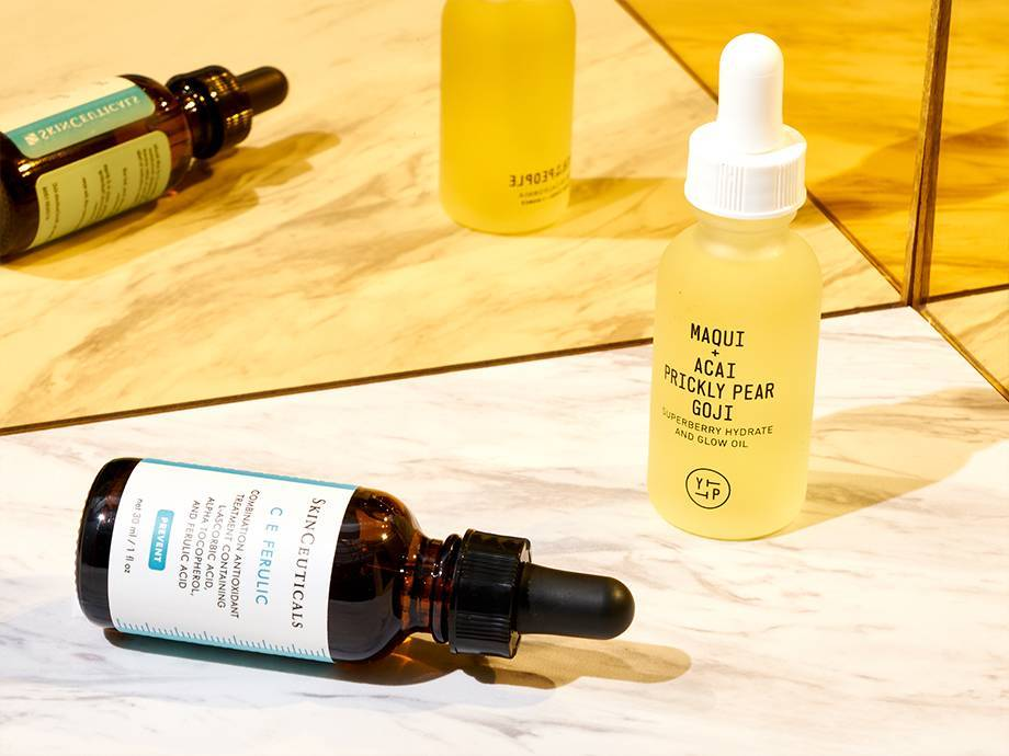 The Secret to Using a Face Oil and a Serum Together