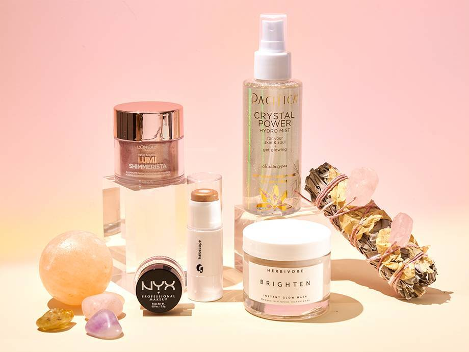 6 Crystal-Infused Products to Energize Your Beauty Routine