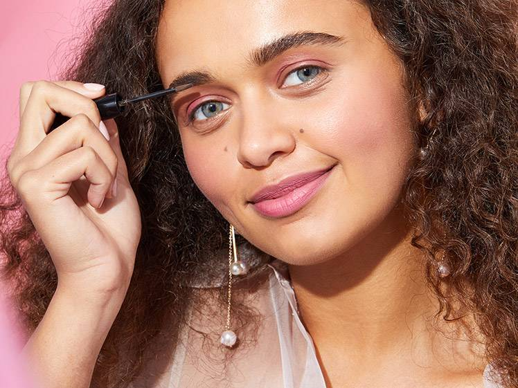 Try This Romantic Monochromatic Dusty Rose Makeup Tutorial — Featuring a Buzzy New Lancôme Product