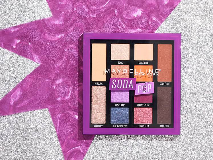 Why the Maybelline Soda Pop Palette Is so Much More Than Just Eyeshadow