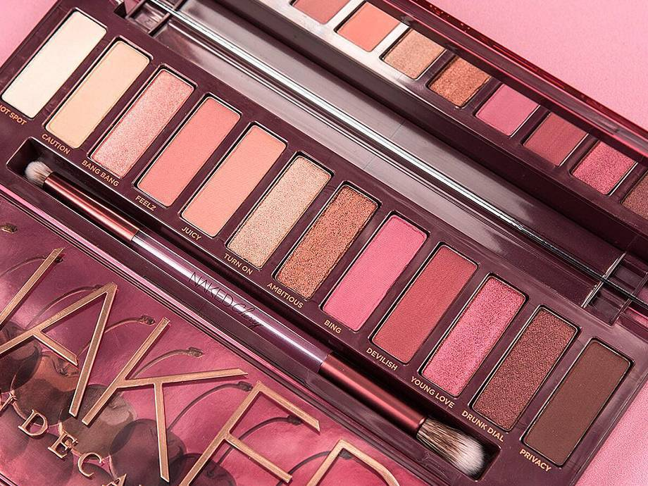 An Urban Decay Naked Cherry Collection Is Coming and You're Not Ready For This