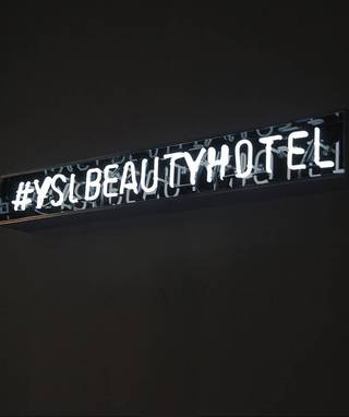 An Exclusive Look at YSL Beauty's Latest Beauty Hotel - In Toronto!