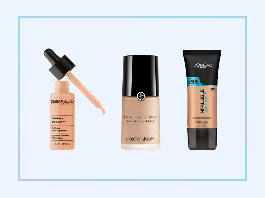 5 Best Foundations According To Top
