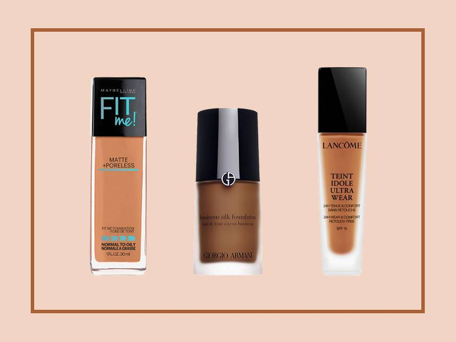 7 Foundations You Need To Try Makeup