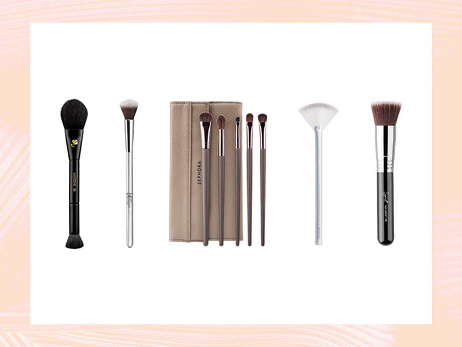 The Ultimate Makeup Brush Guide for the Minimalist, Maximalist and Everyone In-Between