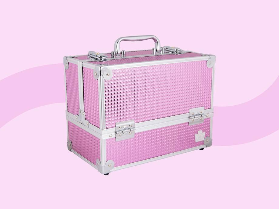 5 Best Train Cases for Makeup Artist Wannabes