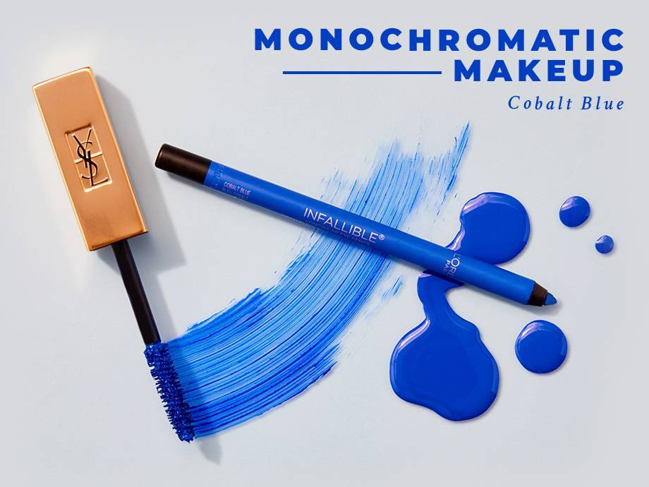 5 Monochrome Cobalt Blue Makeup Products You Need to Try This Spring