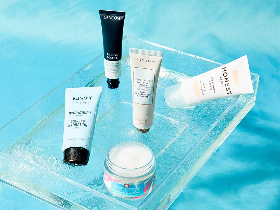 6 Water-Based Makeup Primers That Will Up Your Hydration Game