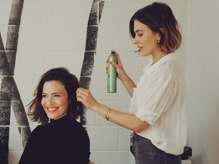 Alert: You Need to See Mandy Moore's Chic New Bob Hairstyle