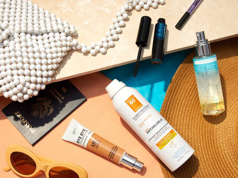 Spring Break Is Near! Here's Your Beauty Packing List