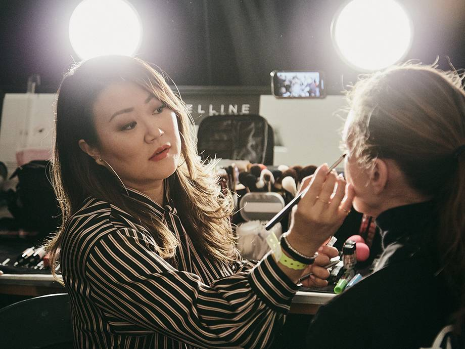Maybelline Makeup Artist Grace Lee Reveals How She Got Started, Her Holy-Grail Backstage Products and Why She Loves Her Job