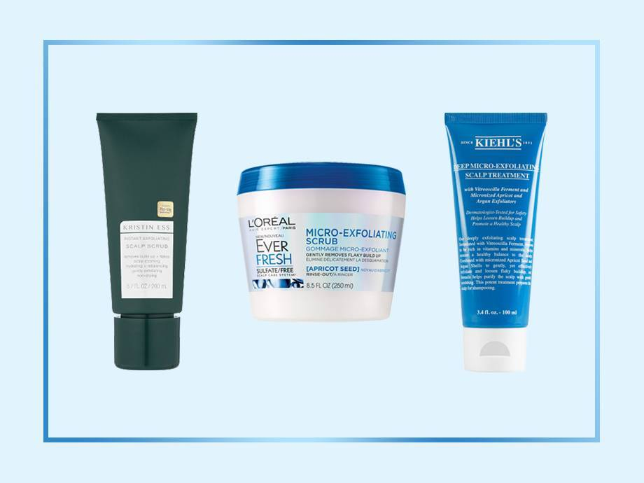 5 Scalp Scrubs For Every Budget — Including One That's Cheaper Than a Latte