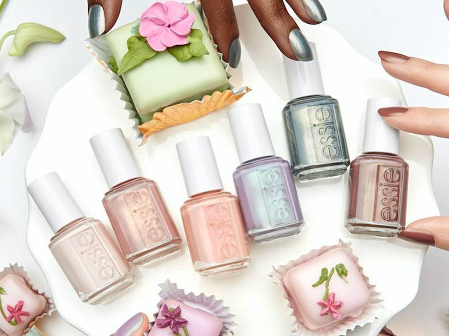 The Essie Spring 2019 Collection Is Here — Check Out All Six Floral-Inspired Shades