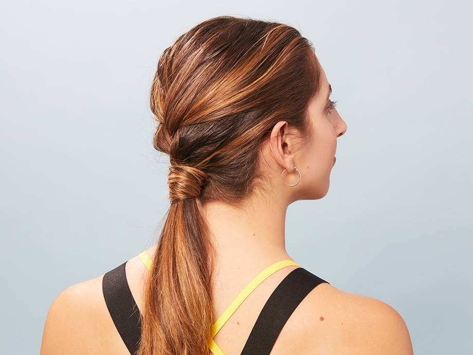 Workout Hairstyles To Try At Home With Instructions Makeup Com Makeup Com