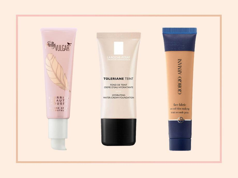5 Color-Correcting Mousses for When You Need a Little Coverage, Fast