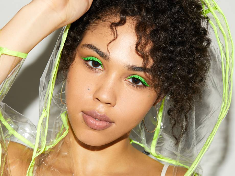 An Ode to Lime Green Makeup — And How to Wear It