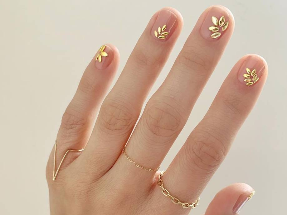 7 Wedding Nail Art Ideas You'll Love for Your Big Day