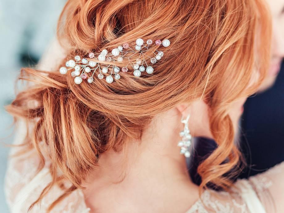 6 Best Wedding Hair Accessories Under