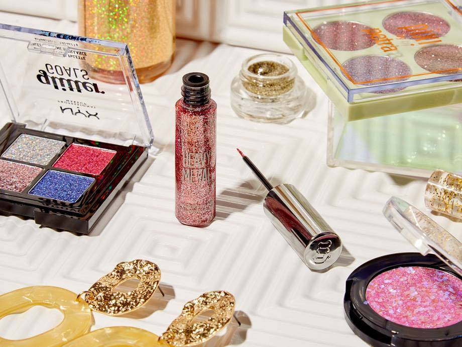 5 Creamy Glitter Products to Add to Your Makeup Collection