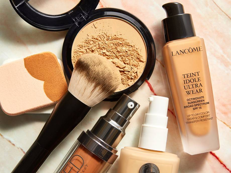 7 Matte Foundations for a Shine-Free Beat