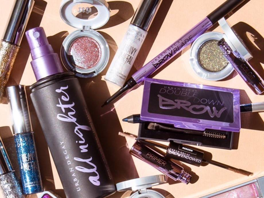 Everything You Need to Know About Urban Decay's Sparkle Out Loud Collection