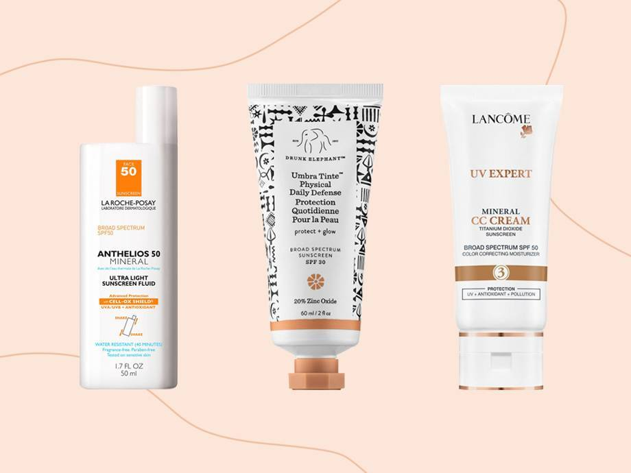5 Tinted Mineral Sunscreens to Use Instead of Foundation