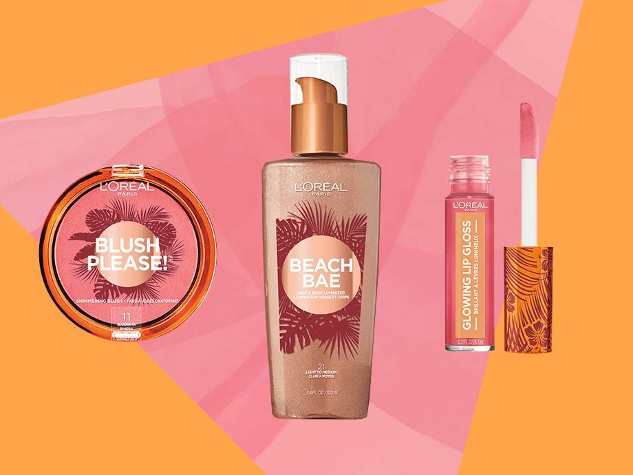 Can We All Just Take a Moment to Admire the New L'Oréal Paris Summer Belle Collection?