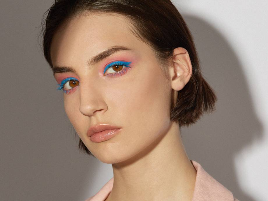 The Complementary Colored Eye Makeup Tutorial You Have to Try ASAP
