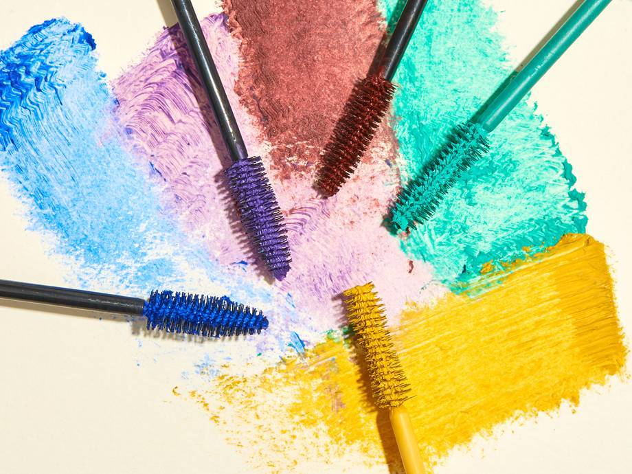 5 Best Colored Mascaras at the Drugstore