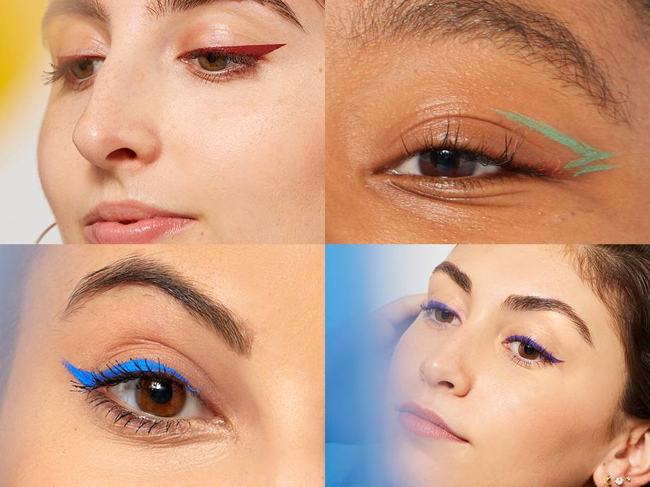The Best Colored Eyeliner for Your Skin Tone, According to Beauty Editors