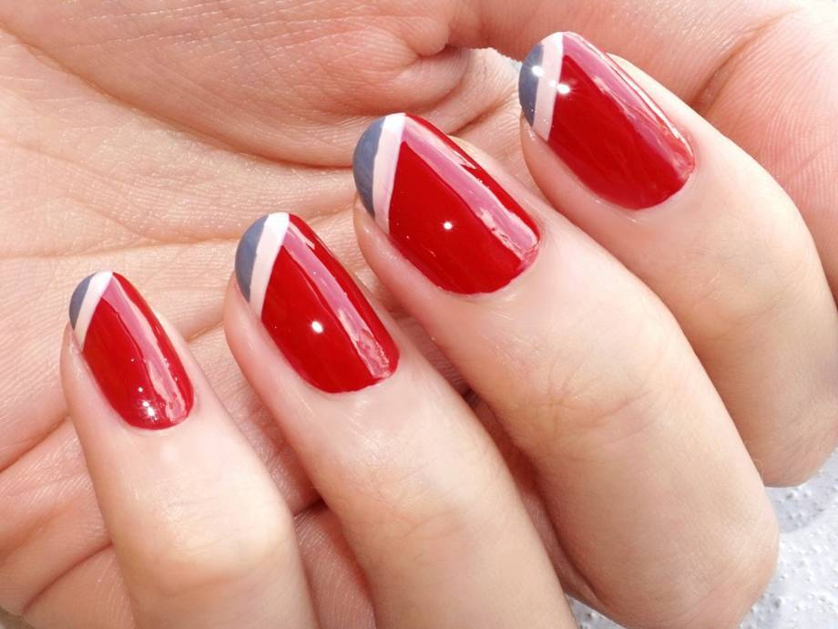 9 USA-Themed Manicures to Show Your Team Spirit for the World Cup