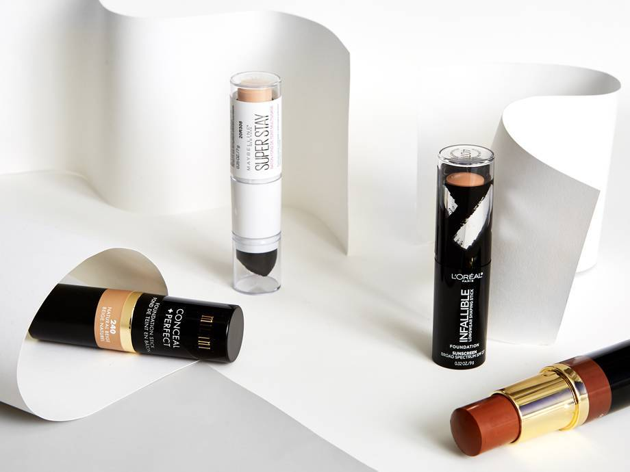 5 Drugstore Foundation Sticks That Will Simplify Your Makeup Routine