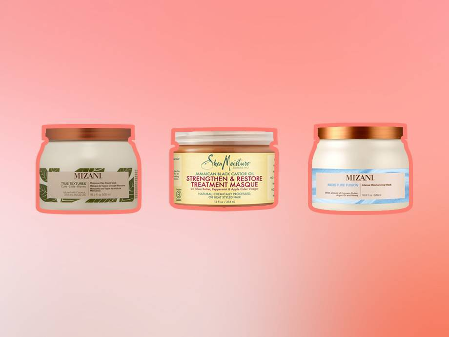 6 Best Hair Masks for Curly, Coily and Kinky Hair