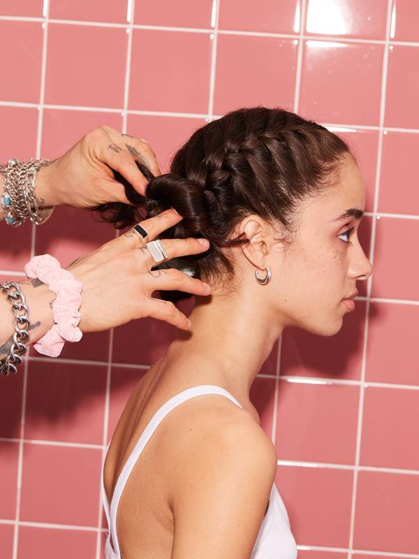 Overnight Hairstyles To Save Time In The Morning Makeup Com Makeup Com