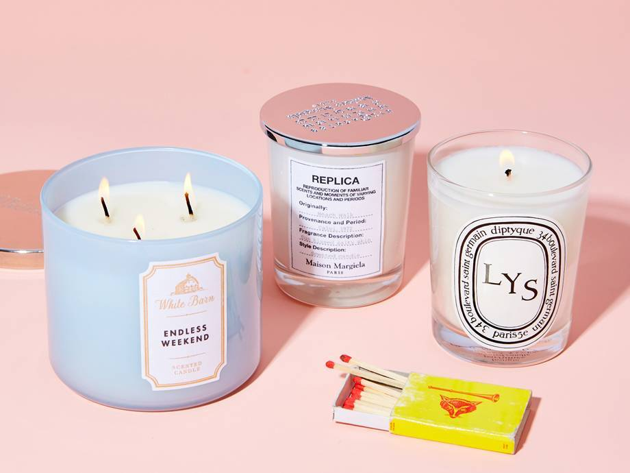 7 Candles That Smell Like Summer